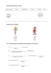English worksheet: Reviewing Introductions
