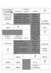 english worksheets board game for upper intermediate. Black Bedroom Furniture Sets. Home Design Ideas