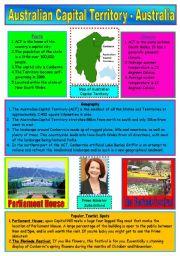 Australian Capital Territory (Territory/State) - Australia