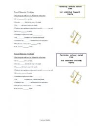 English Worksheets: Courts