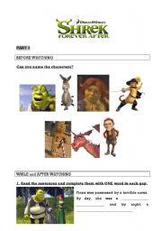 Shrek Forever After Movie Session part 1