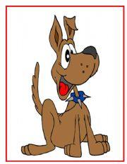 English Worksheets: Pets flashcards
