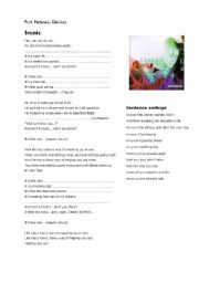 English Worksheet: Song ´Ironic´ A. Morissette + Article + Murphy´s Law