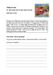 Simple English Essays Free