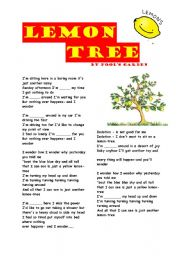 Lemon Tree (song)
