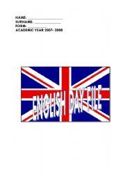 English Worksheets: English Day File