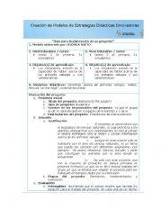 English Worksheets: indagaci�n