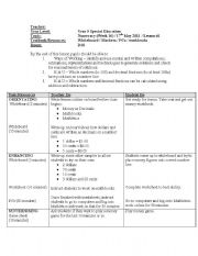 special education schedule template - special education lesson plan new calendar template site