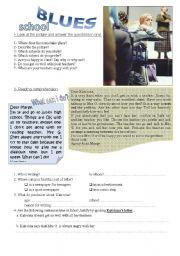 Blues Worksheet Worksheets for all   Download and Share Worksheets ...