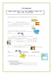 English Worksheets: Daniel - Elton John