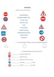 pin road safety worksheets image search results on pinterest. Black Bedroom Furniture Sets. Home Design Ideas