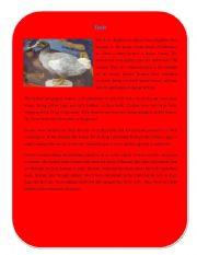 English Worksheets: Extinct Animal Part 7 ( Dodo)