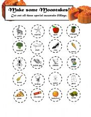 Mooncake Madness Worksheet#2