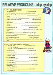 Relative clauses exercises intermediate wwwvivquarry
