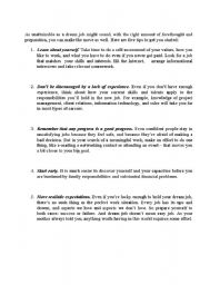 English Worksheet: mid-term test 3 for 2nd form Tunisian students