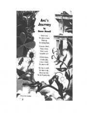 English Worksheets: Ant�s Journey