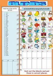English Worksheets: Phonetics