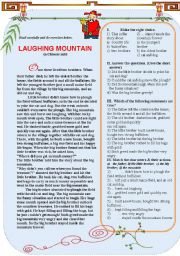 LAUGHING MOUNTAIN