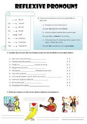 Demonstrative pronouns worksheets ESL Printables