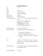English Worksheets: lesson study