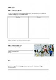 English worksheet: Babel worksheet part 2