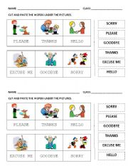 Worksheets Good Manners Worksheet good manners worksheet by edgardo english manners