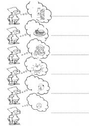English Worksheets: How are you feeling?