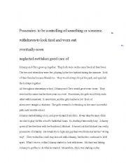 English Worksheets: Johanny and Chris