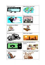 English Worksheets: Making Introductions