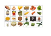 English Worksheets: los alimentos