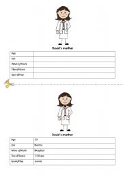 English worksheet: Asking and answering questions (2 sets)