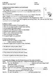 English Worksheets: Various!:)