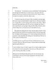 Proofreading essay worksheet