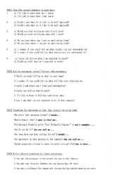 English worksheets: Questions worksheets, page 346
