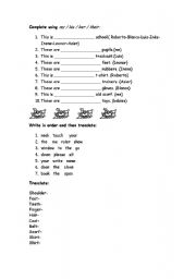 Worksheets Grade 1 English Grammar english worksheets trinity grade 1 worksheet 1