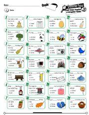 English Worksheet: Grammar Focus Series_25 Exercises on Past Tense for regular and irregular verbs (Fully Editable + Key)
