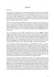 English Worksheets: CIRCUIT