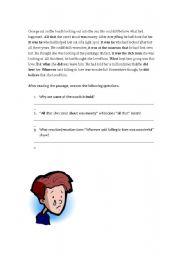 English Worksheets: Emphasis