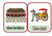 English Worksheet: China civilization flashcards 1(30 November 2011)