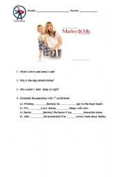 Marley and Me Video Lesson