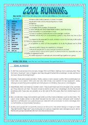 english worksheets sport worksheets page 31. Black Bedroom Furniture Sets. Home Design Ideas