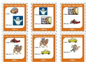 English Worksheets: I Have never...Have you ever...? card game part 3