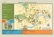 Directions - getting around London - speaking exercise