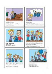 English Worksheets: Little story _ phonics reading