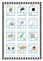 Printables Vowels And Consonants Worksheets worksheets on vowels and consonants scalien english teaching short vowels