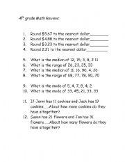 math worksheet : english teaching worksheets 4th grade : Math Scavenger Hunt Worksheet