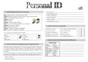 Personal ID