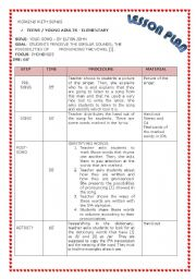English Worksheet: working with song - Elton John - Your Song