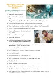 Questionaire abot the film