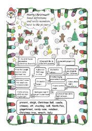 Christmas Riddle | New Calendar Template Site